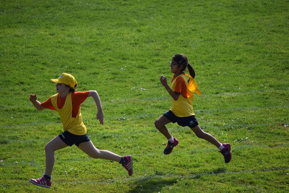children in competitive sports Any parent knows that young children are filled with energy, eager to run, jump and play transferring that natural energy to competitive sports can help.